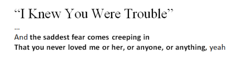 Personification_I_Knew_You_Were_Trouble